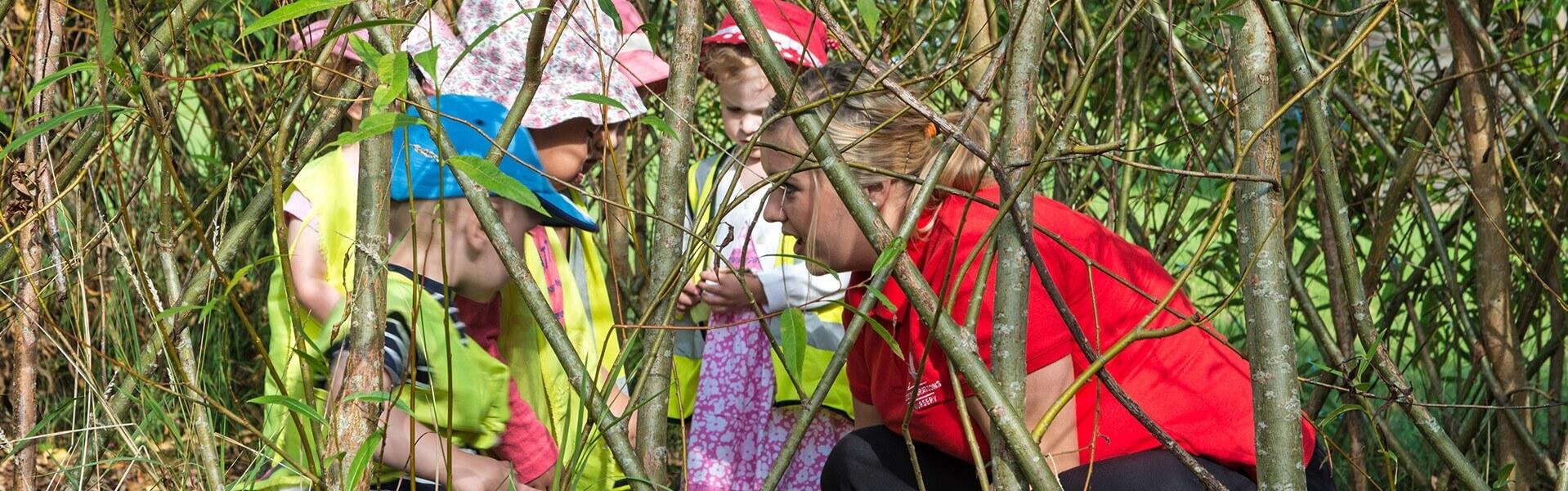 Information for Parents - Nursery Safeguarding policies
