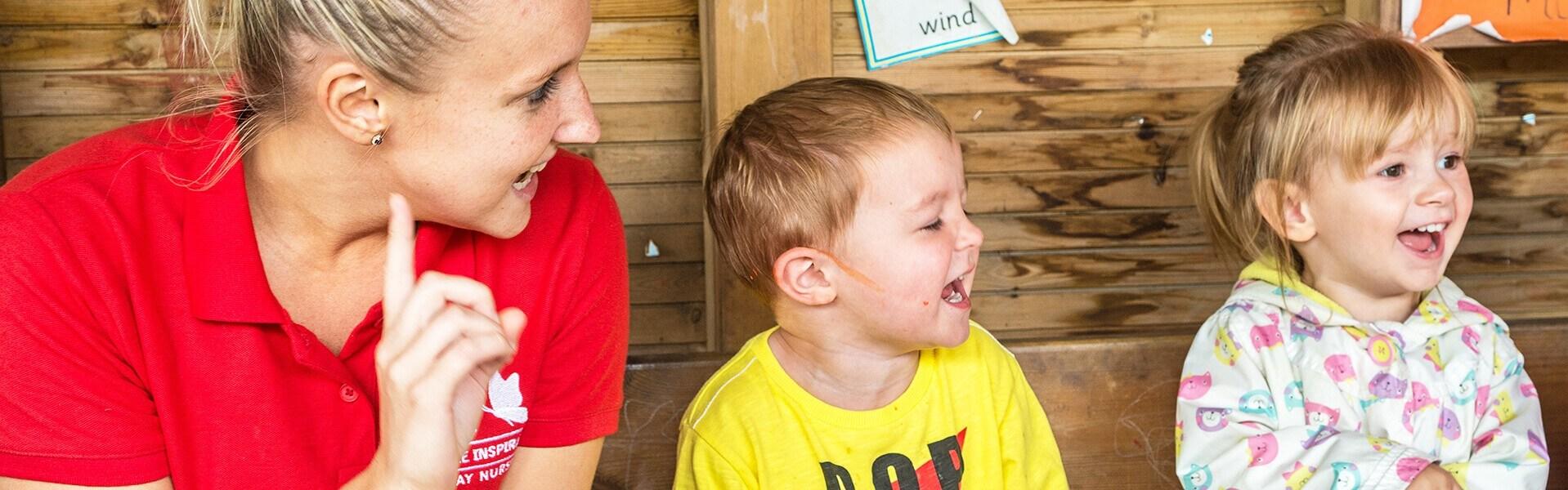 Little Inspirations ChildCare Llantrisant Nursery
