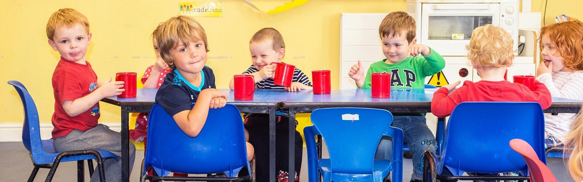 Little Inspirations playschool Llantrisant Nursery