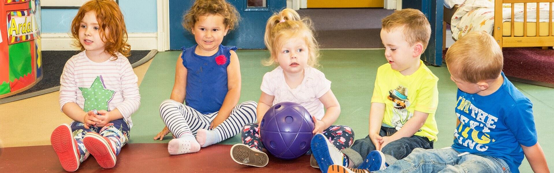 Little Inspirations play school Llantrisant day Nursery