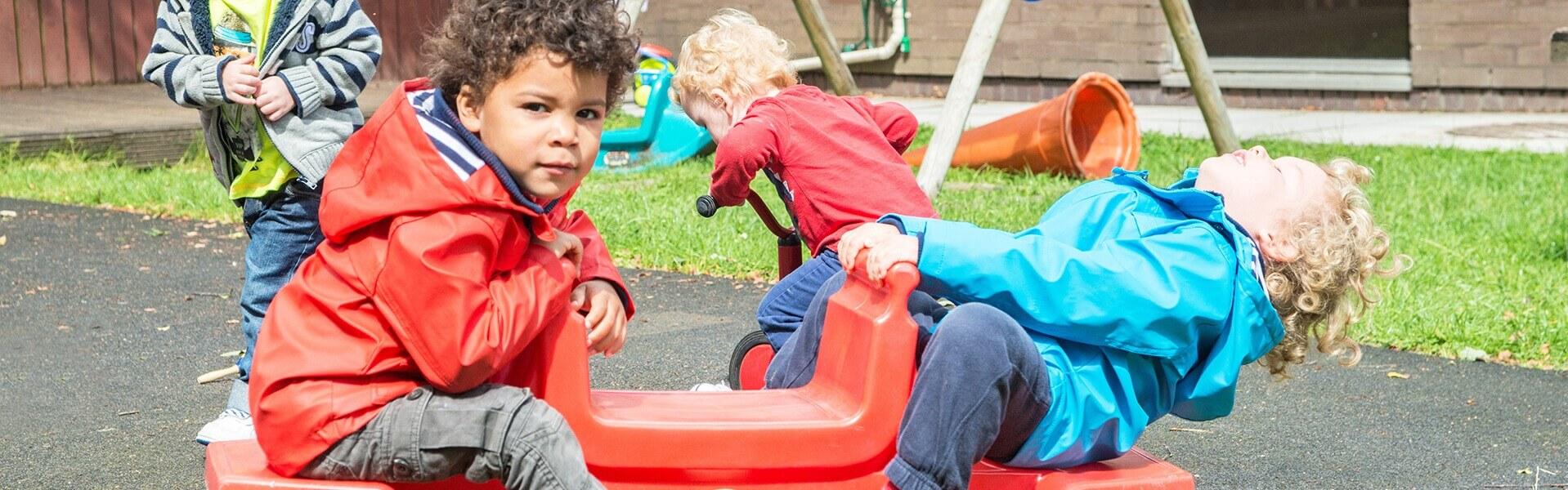 Little Inspirations childcare Llantrisant day Nursery