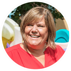 Gina Davies Llantrisant Nursery Manager