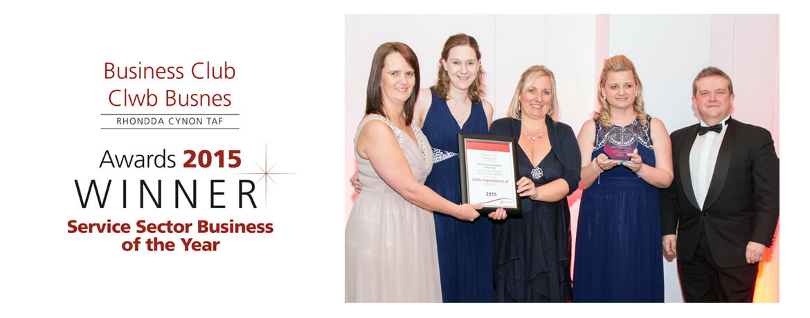 Service Sector Business of the Year Award Winners 2015