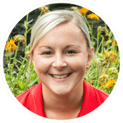 Angharad Jones Rhydyfelin Nursery Deputy Manager