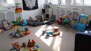 Baby Childcare Nursery Newport