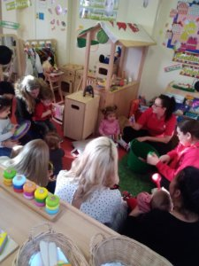 Toddler Stay & Play Sessions RCT