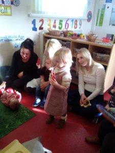 Childcare Tonyrefail